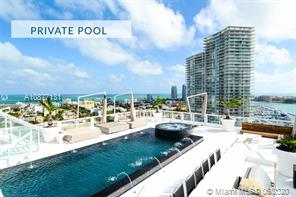 THE BENTLEY BAY CONDO 520,West Avenue Miami Beach 58542